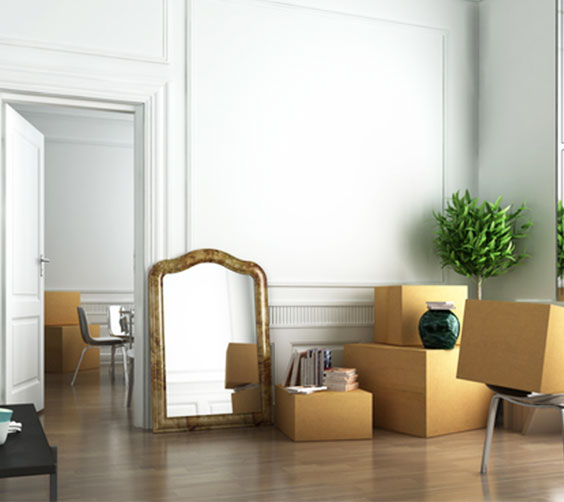 House Removals - Boxes
